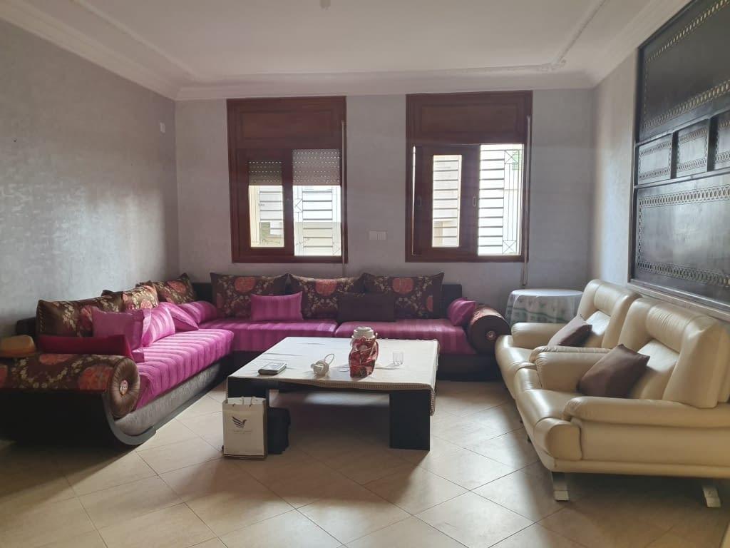 Villa en location à kenitra