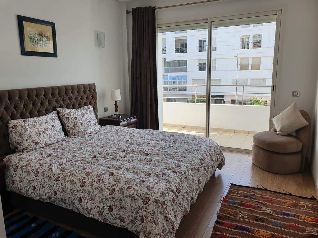 Appartement meublé en location à Prestigia