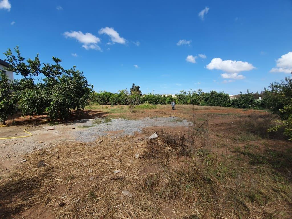 Terrain zone villa en vente à ain aouda