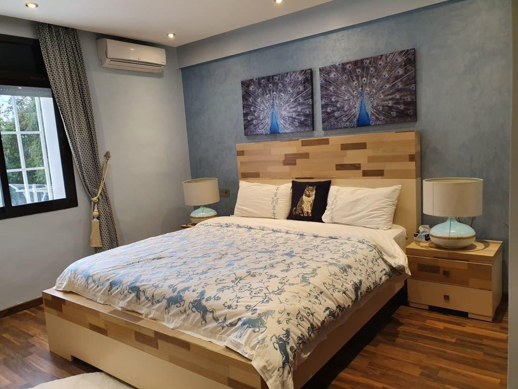 Appartement meublé à Harhoura