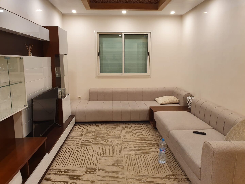 Appartement meublée à agdal