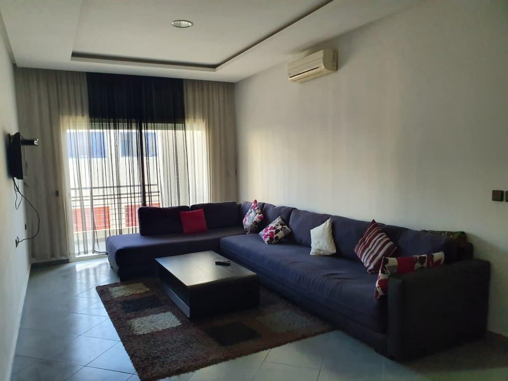 Appartement meublé en location Agdal