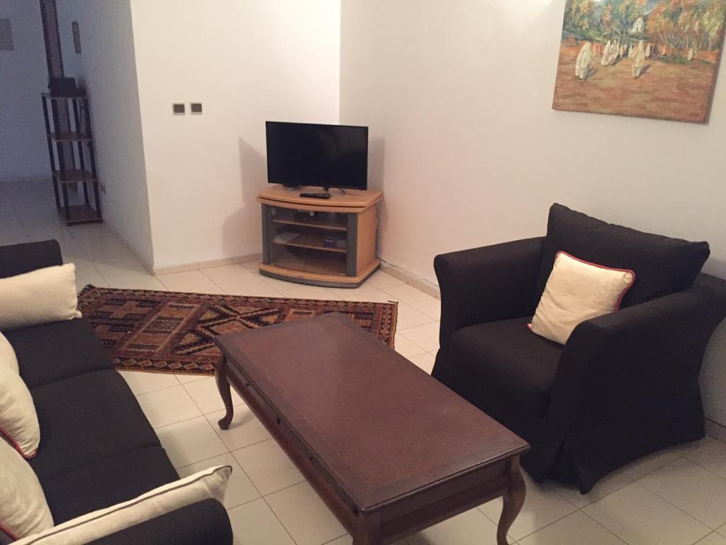 Appartement meublé en location à agdal