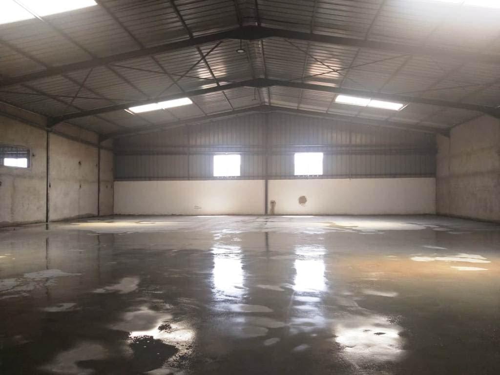 Hangar en location à Temara