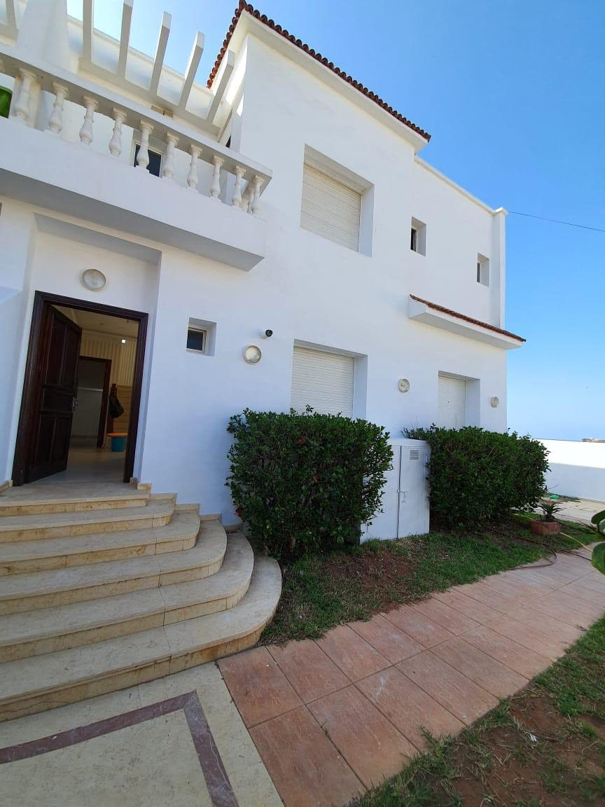 Villa Meublé en location Harhoura