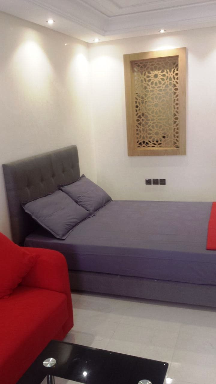 Studio Meuble en location à l'agdal Rabat