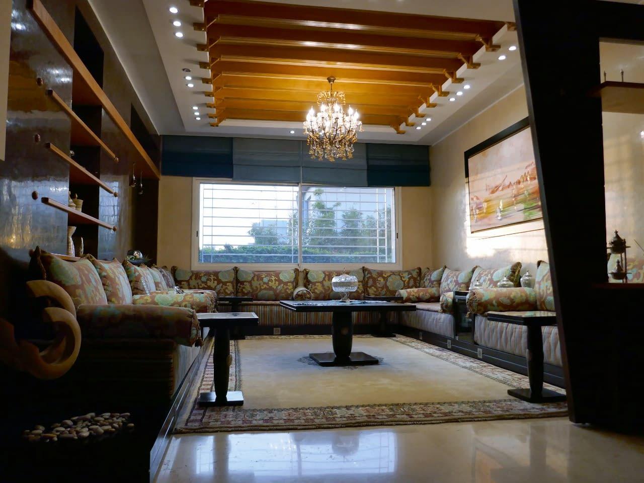 Appartement à vendre à hay Riyad Rabat