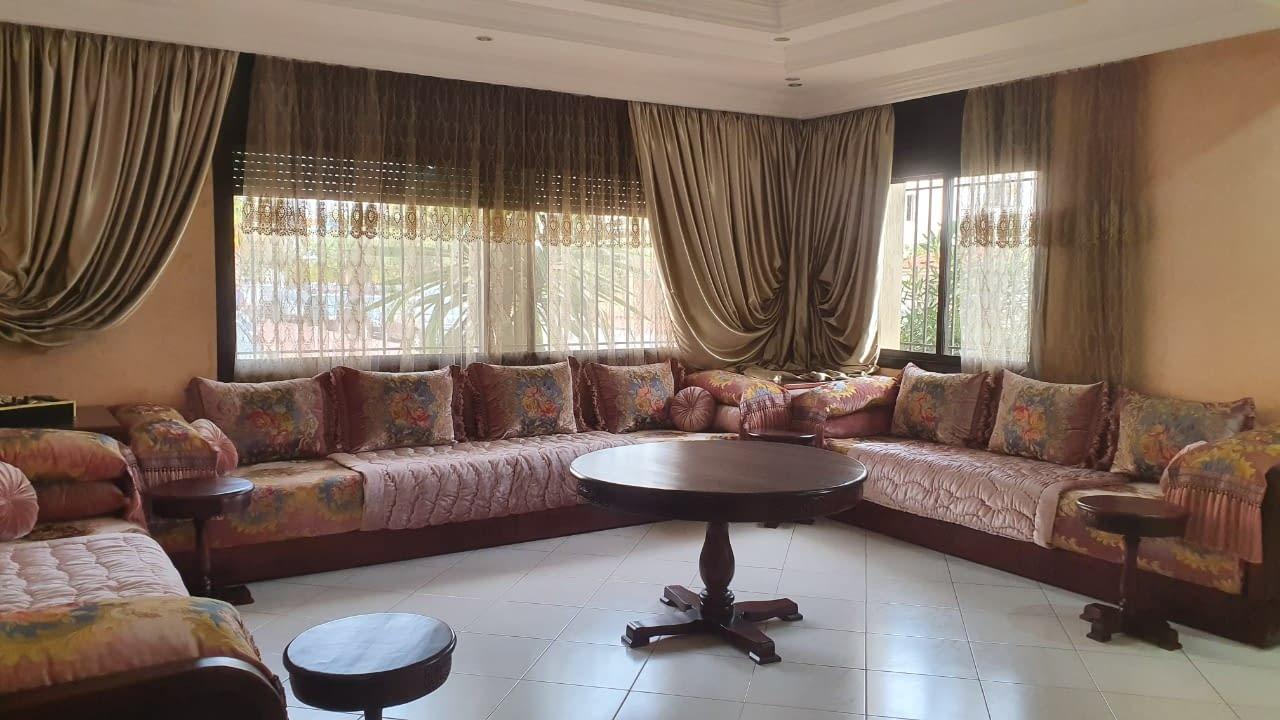 appartement meublé RDC en location
