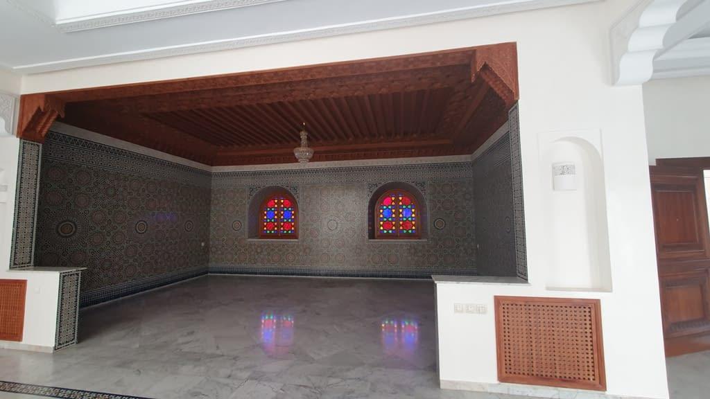 Vente villa à Rabat Souissi avec piscine