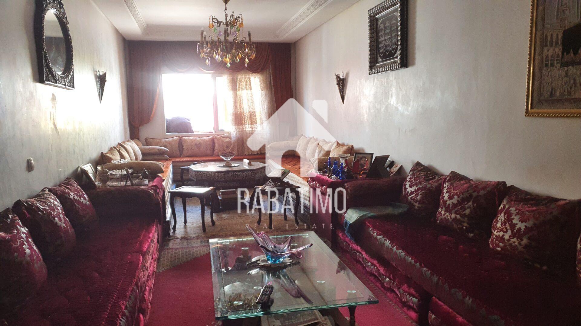 Vente un Bel Appartement à Temara